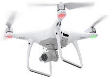 【UAV測量キット】PHANTOM4 PRO【15点セット】の画像