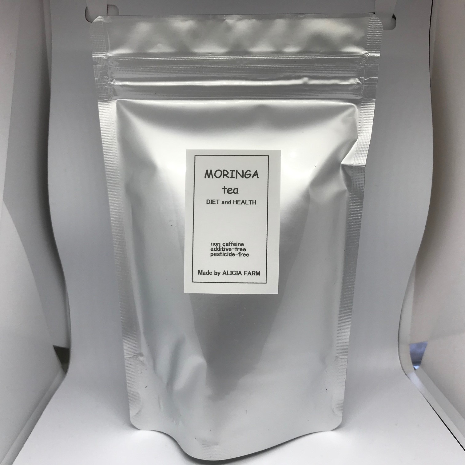 モリンガ茶葉 80g 画像