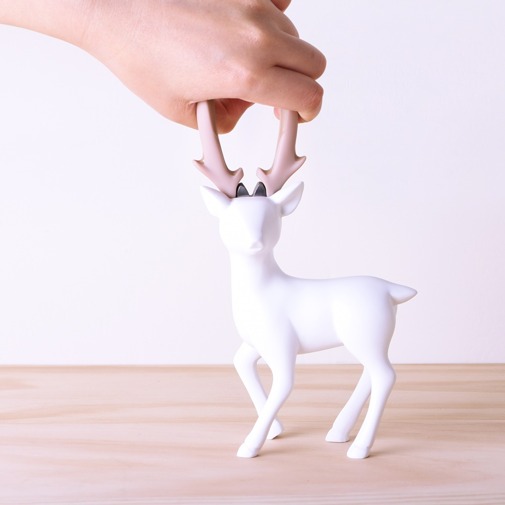 Dear Deer Pliers(ディアプライヤー)立ち姿/ラジオペンチ画像