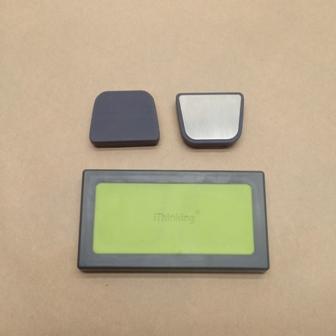 ライノハンマー保護キャップ2個セット+台座画像