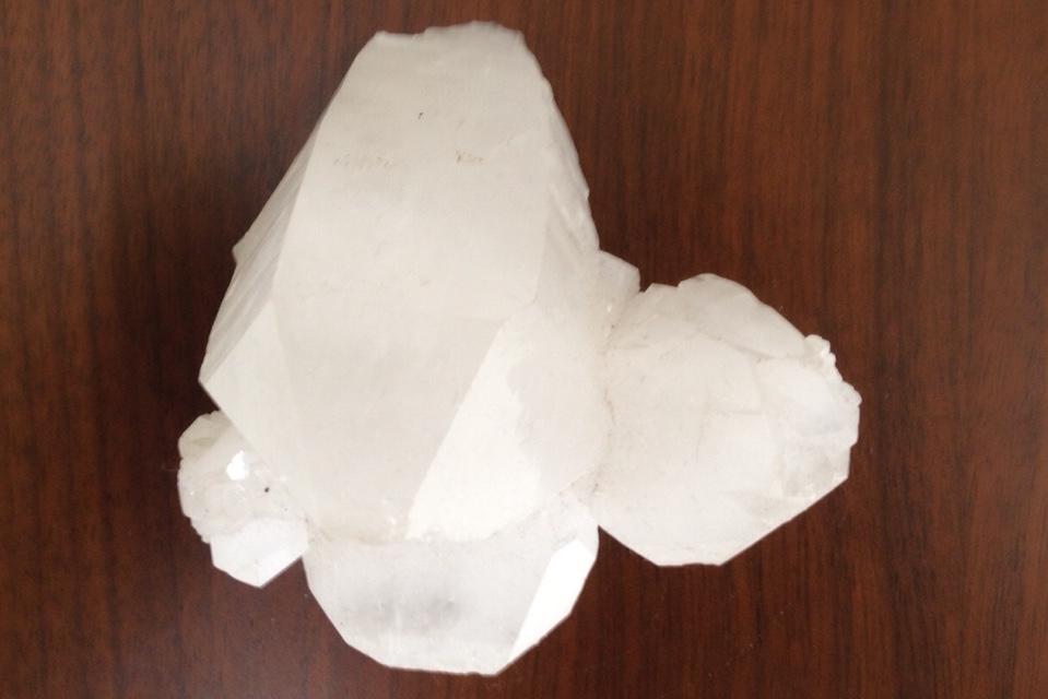 定番の浄化力〜 四川省産 水晶クラスター 155g 〜 ¥5,400の画像