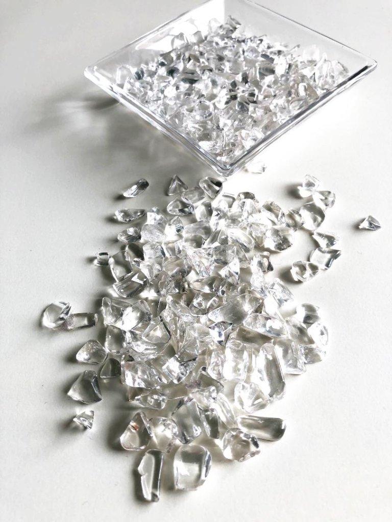 あなたのブレスの休憩所〜 水晶 さざれ石 〜 ¥1,200の画像