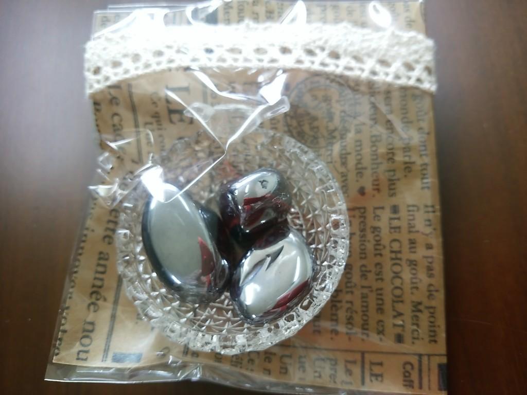 美容と健康に~テラヘルツ鉱石タンブル~¥1,500の画像