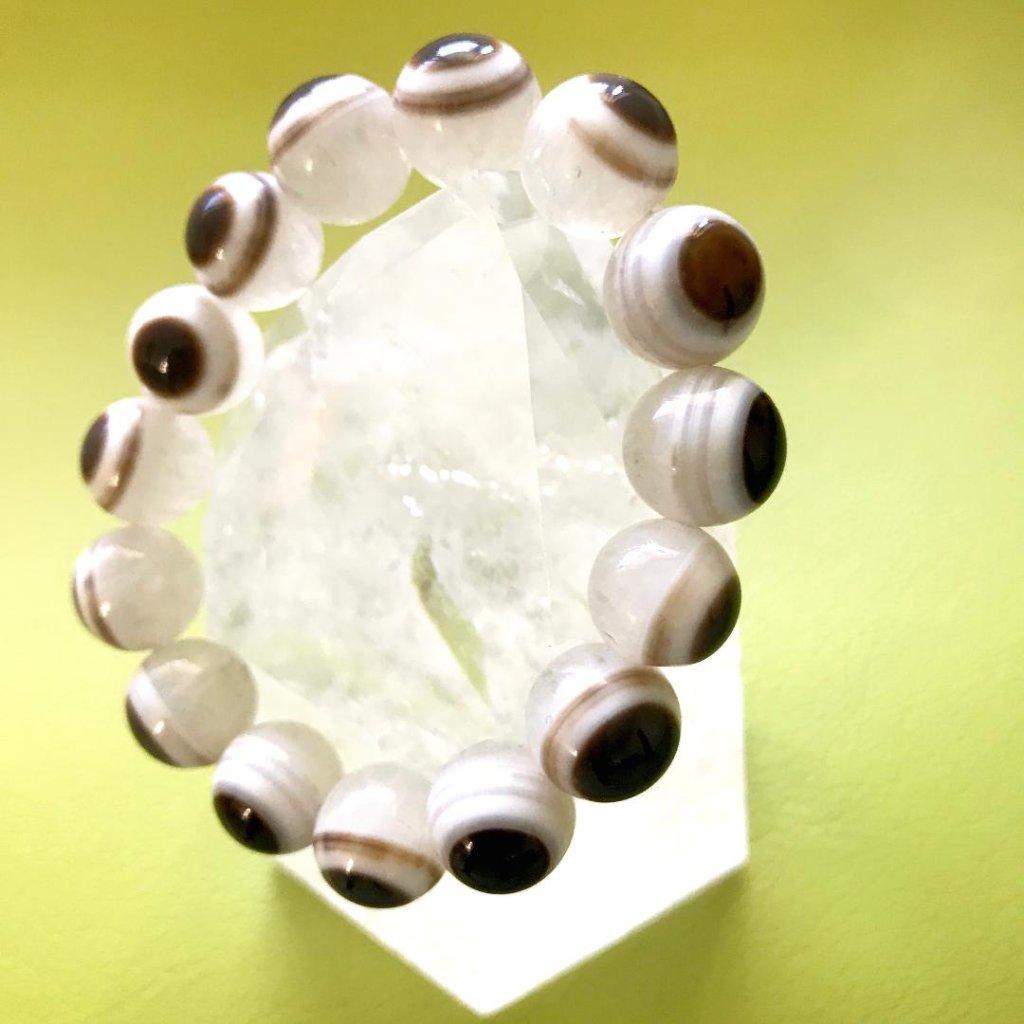レア物~白天眼石~13㎜~¥36,000の画像