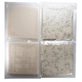 Dセット (白のし餅 24切×2 ・豆餅 24切×2) 5.6kg画像