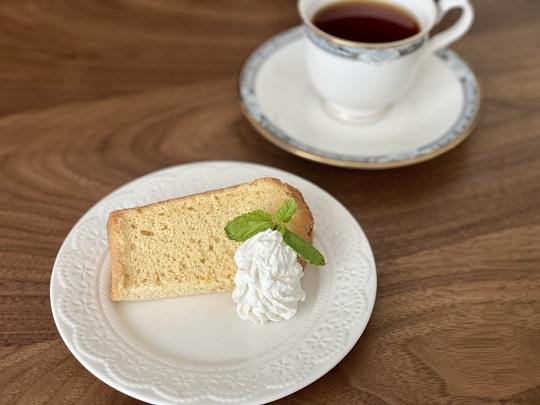 玄米粉シフォンケーキ 9個セット画像