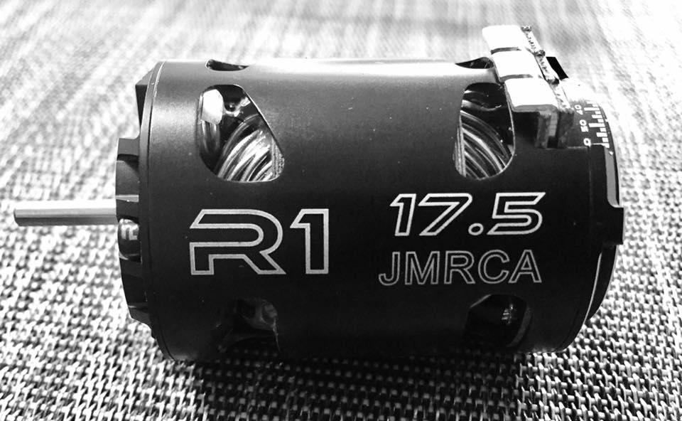 R1 Wurks 17.5 V16 JMRCA motorの画像