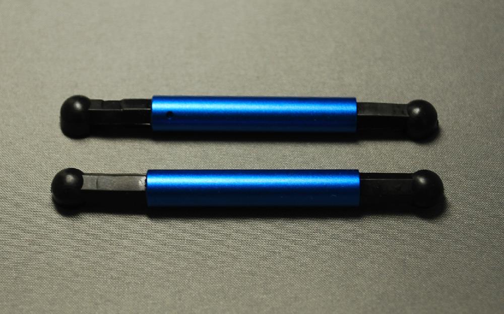 無双組 MUS-OPTDS アルミ製チューブダンパーセット 2個入画像