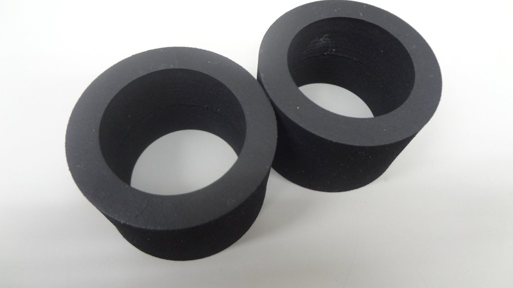 無双組 1/12スポンジタイヤ  前輪の画像
