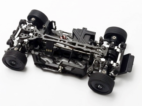 MINI-Q  TR-Q7B ブラシモーター仕様画像