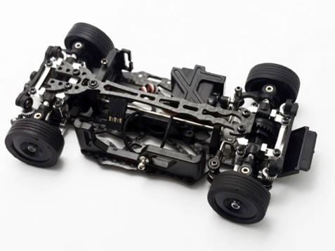 MINI-Q  TR-Q7BLD ドリフト・ブラシレスモーター仕様画像
