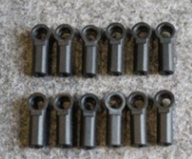 Usukani PDS-01 4.8mmボールエンドセット(12pcs)の画像