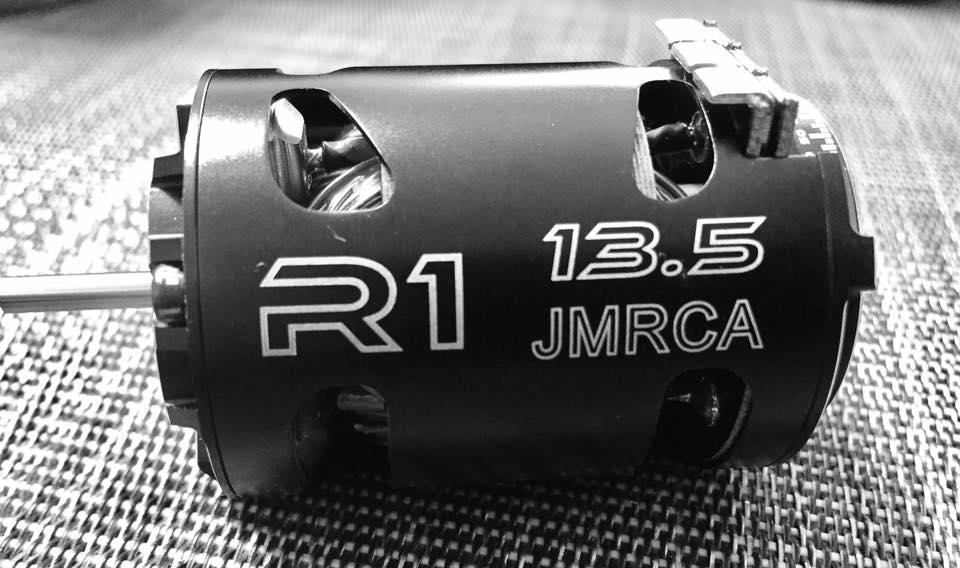 R1 Wurks 13.5 V16 JMRCA motor画像