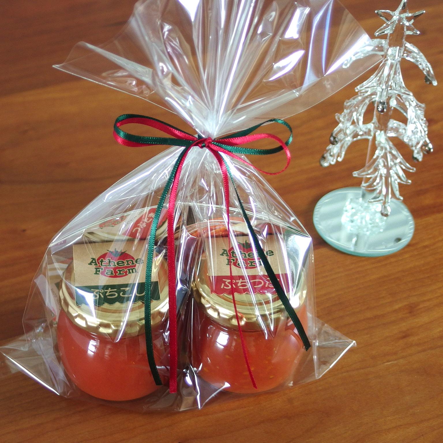濃縮フルーツトマト『ぷちギフト』画像