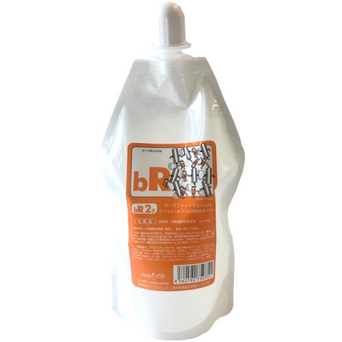 【話題・高性能ハイブリット2剤】ジェルbR2(ビーアールツー) 400g画像