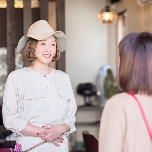 美容室経営に役立つチョイ情報「北海道限定 あなたの街の話題の美容室 無料掲載!」の画像