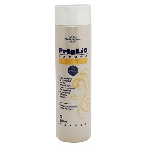 【話題・洗顔剤から生まれた敏感肌用低刺激アミノ酸シャンプー】プリグリオ Nシトラスシャンプー250mlの画像