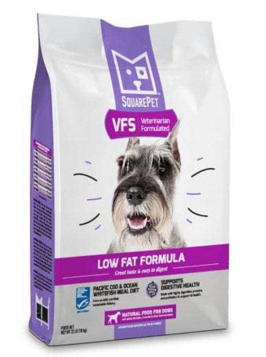 802-(スクエア)VFS 低脂肪_消化器サポート-DOG【10㎏】🐟+画像