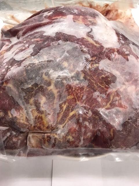 🐴 馬肉-ザク切り<アルゼンチン、カナダ、メキシコ産・非加熱>【1㎏】画像
