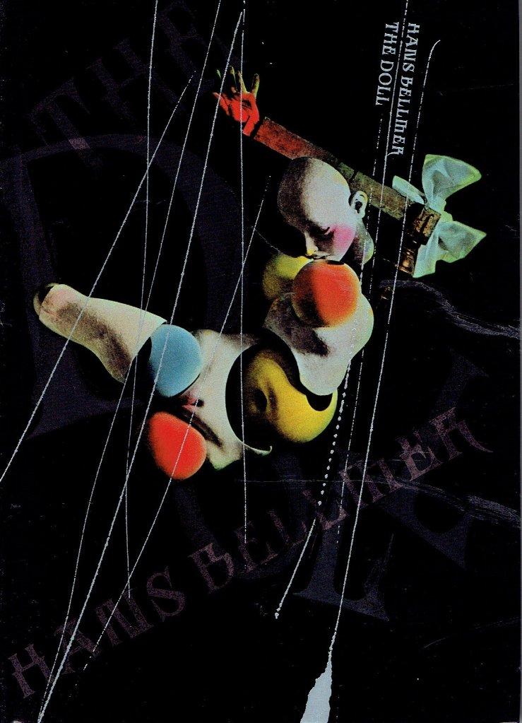 【特価本】THE DOLL ハンス・ベルメール人形写真集の画像