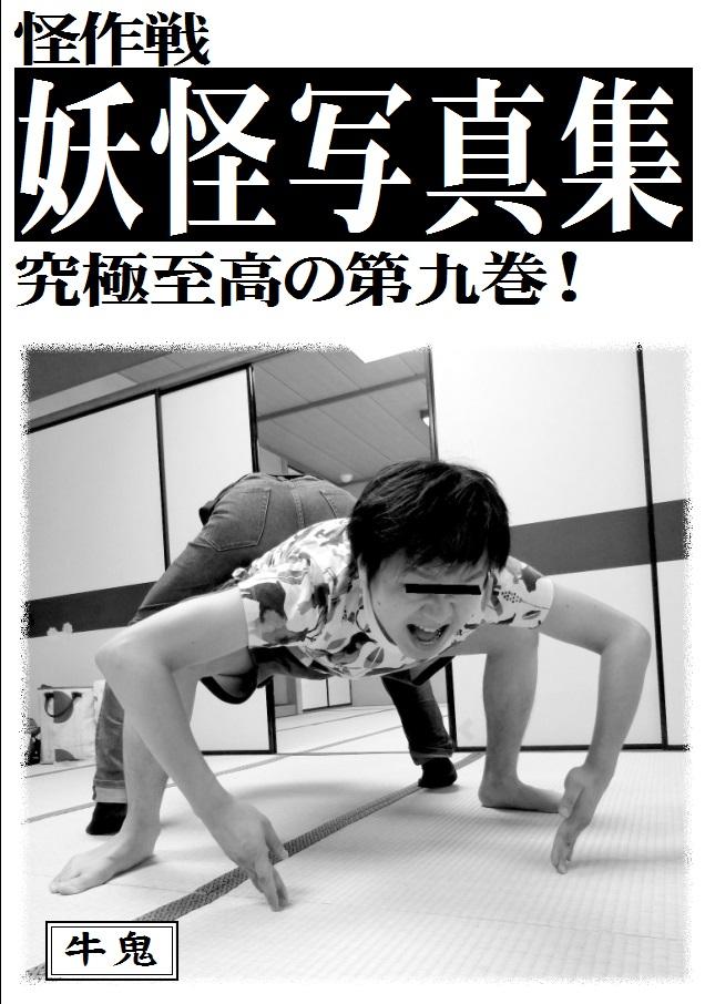 怪作戦妖怪写真集 究極至高の第九巻!の画像