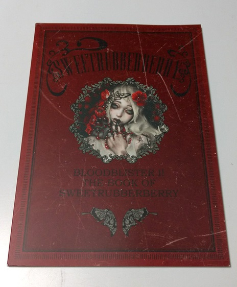【GENk】BLOODBLISTER II -THE BOOK OF SWEETRUBBERBERRY- 二版の画像