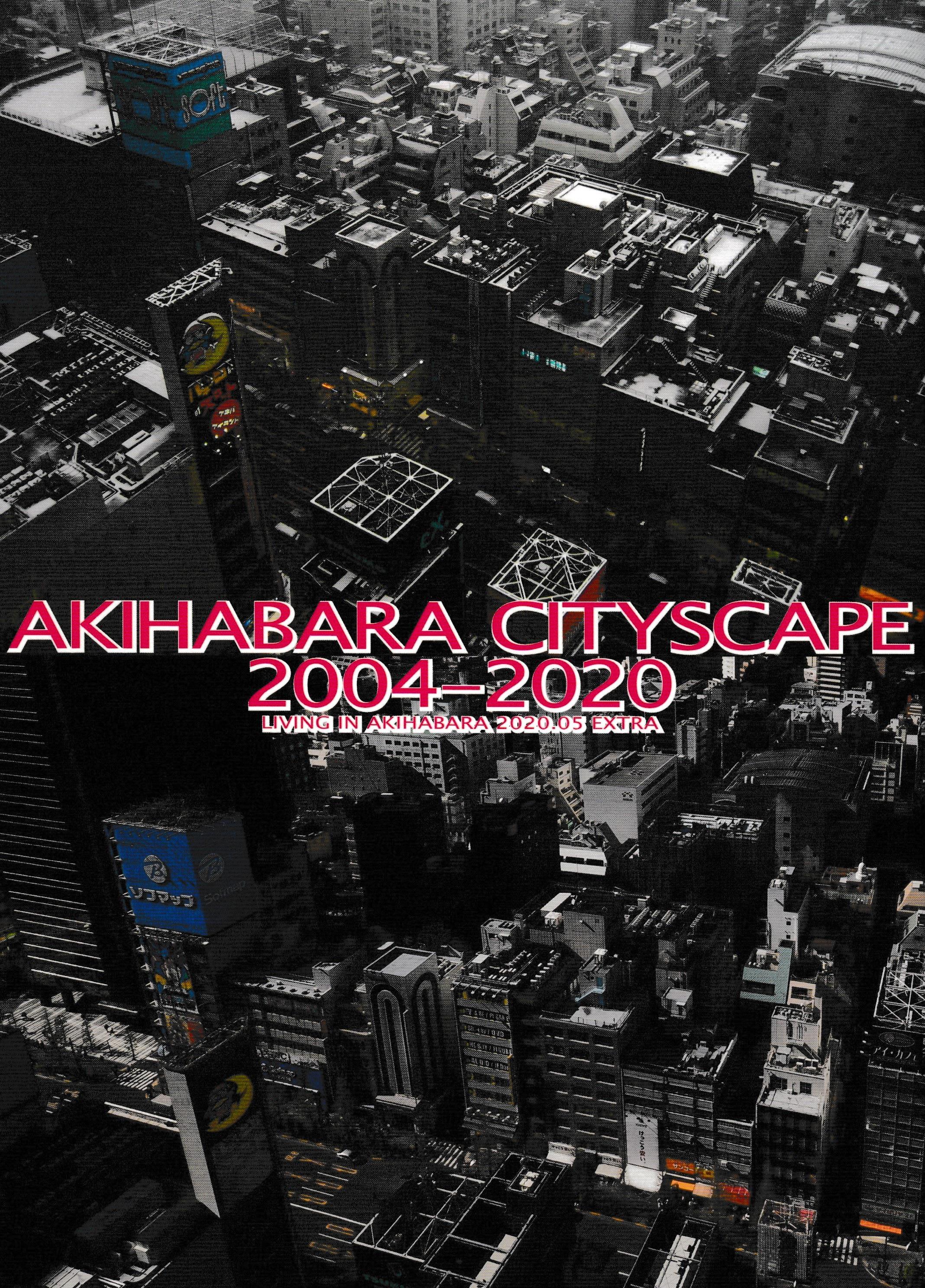 AKIHABARA CITYSCAPE 2004-2020 【秋葉に住む】画像