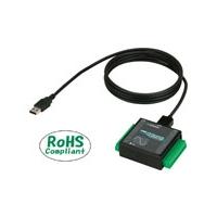 コンテック AIO-160802AY-USB USB2.0対応高精度アナログ入出力ターミナルの画像