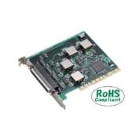 コンテック COM-4P(PCI)H PCIバス対応RS232CシリアルI/Oボードの画像