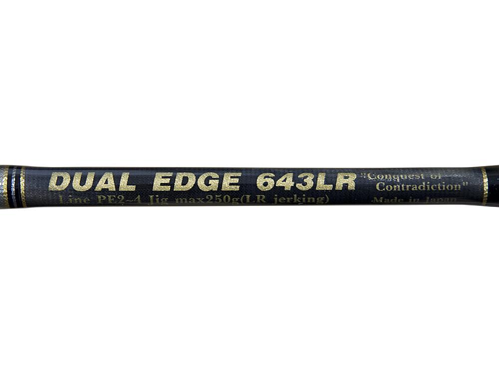 DUAL EDGE 643LR SP画像