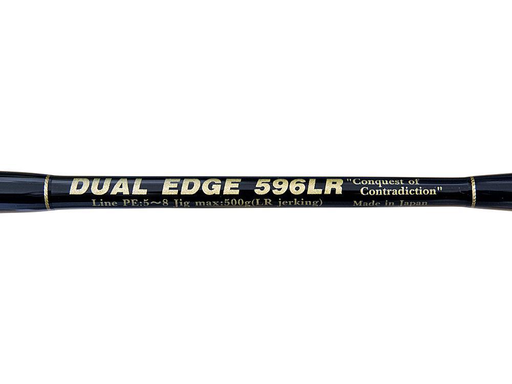 DUAL EDGE 596LR SP画像