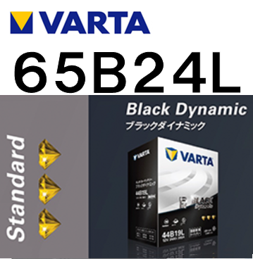 Black Dynamic 65B24Lの画像