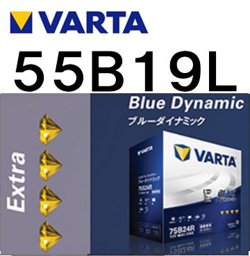 Blue Dynamic 55B19Lの画像