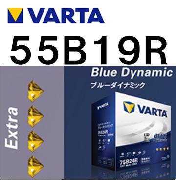 Blue Dynamic 55B19Rの画像