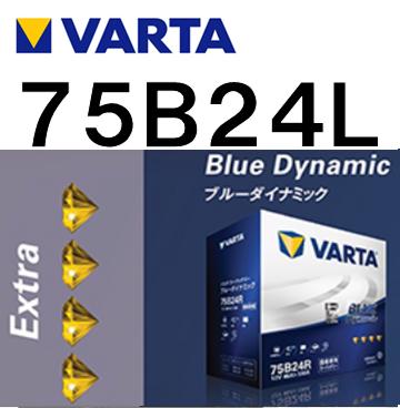 Blue Dynamic 75B24Lの画像