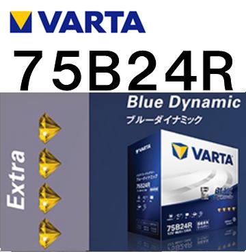 Blue Dynamic 75B24Rの画像