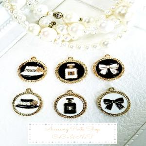 coco風★ファッションメダル♪チャーム★の画像