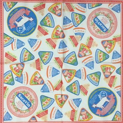 チーズラベルの画像
