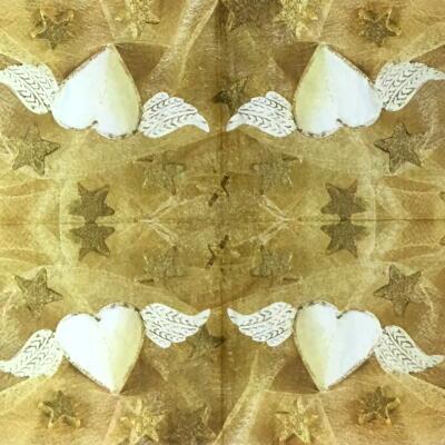 Flying heartの画像