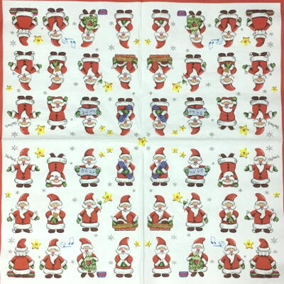 Funny Santaの画像