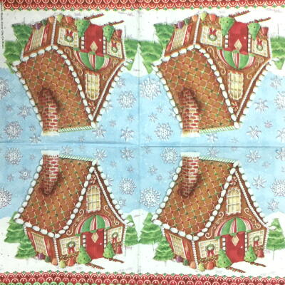 Gingerbread Houses(25cmカクテルサイズ)の画像