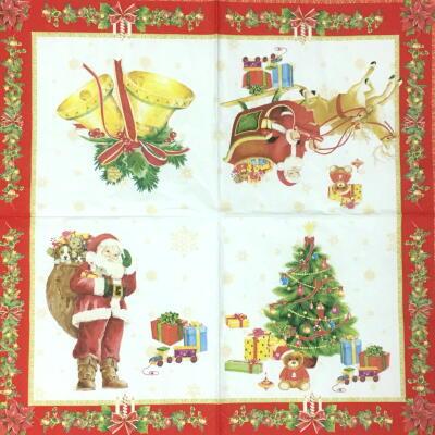 ハッピークリスマスの画像