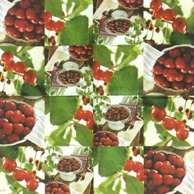 Cherries(25cmカクテルサイズ)の画像