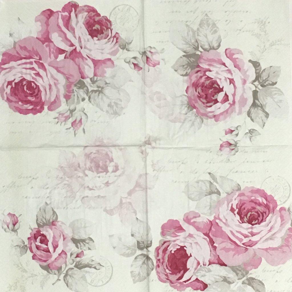 淡くゴージャスなバラの画像