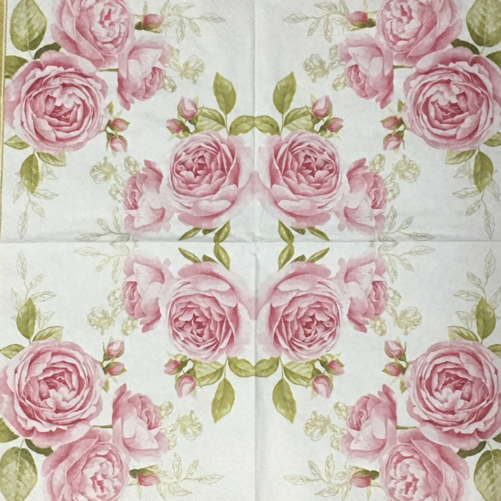 ピンクのバラの画像