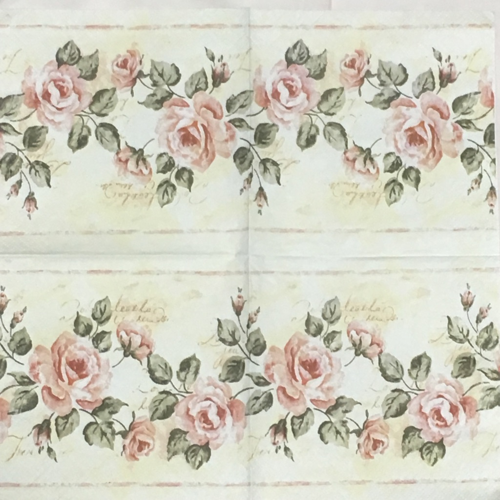 アンティークなバラの画像