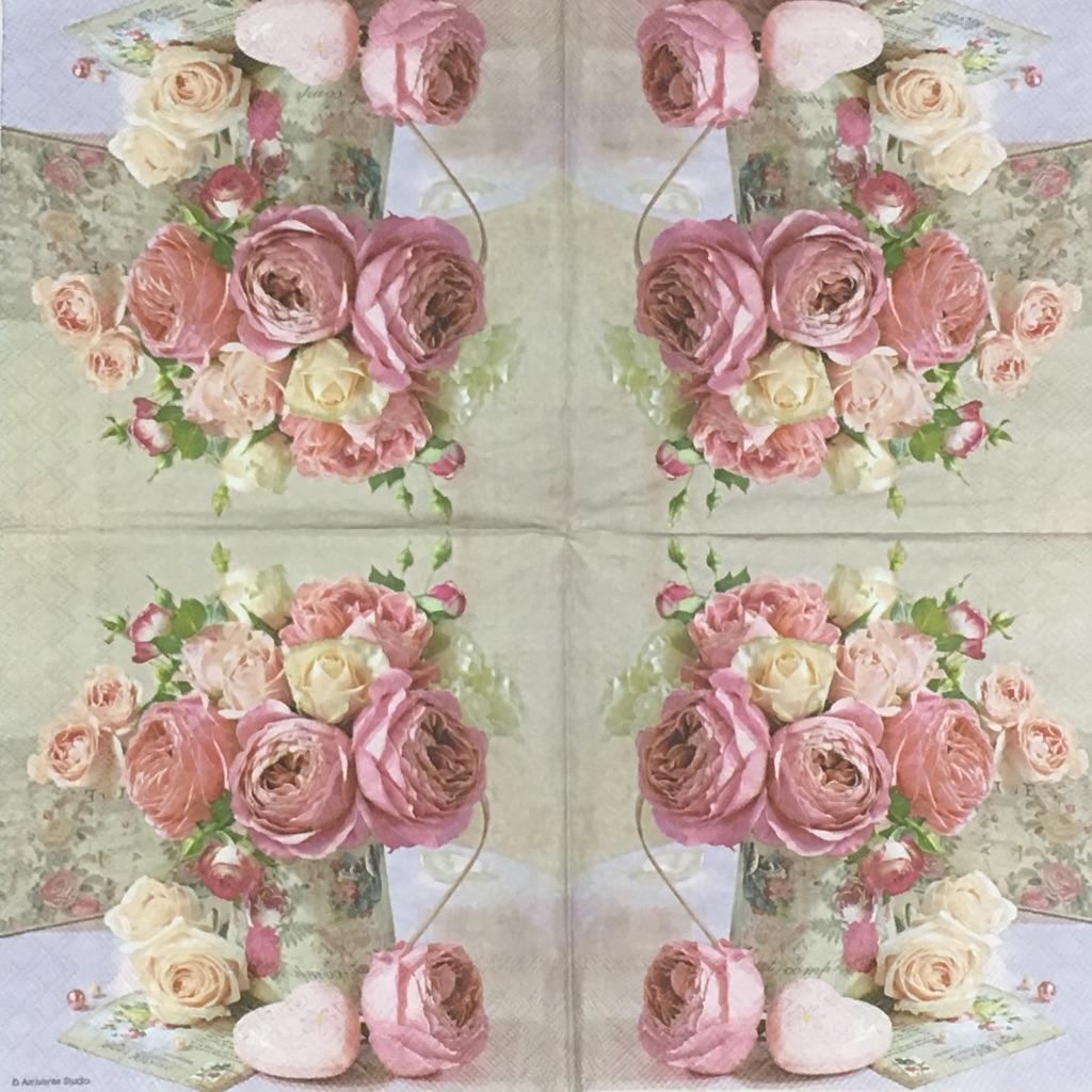 ピンクローズの画像