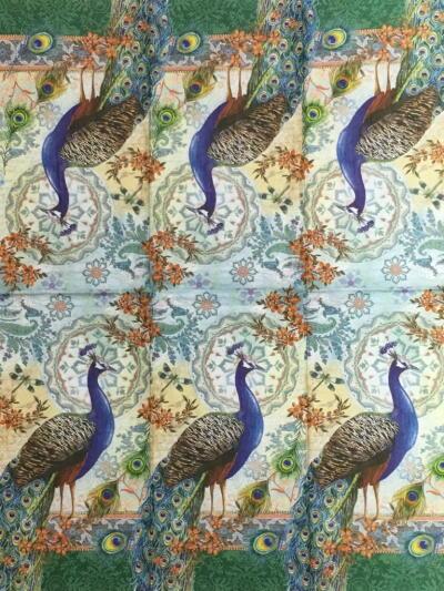 Royal Peacock(大判)画像