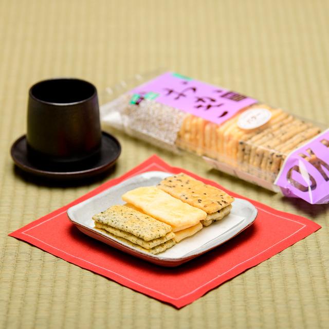 おかき バター【大袋】の画像