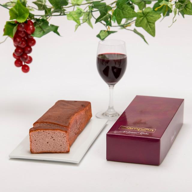 桔梗ヶ原ワインカステラ(赤)1本画像
